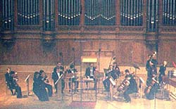 Ensemble XXI in Boshoi Zal in Moscow, 2002