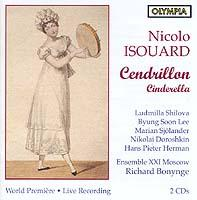 Nicolo Isouard: Cendrillon by EnsembleGram