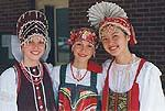 Ensemble XXI gave concerts in schools. The festival featured children from the Russia